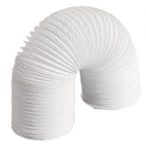 Haas-Tubo-flexible-para-campana-extractora-plstico-6-m-DN-102-color-blanco-0