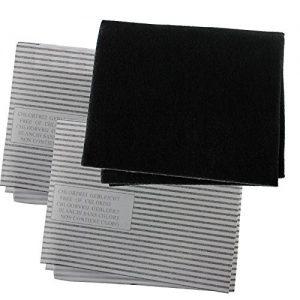 SPARES2GO-Juego-de-filtro-universal-Campana-extractora-de-carbono-Grasa-para-Cocina-Extractor-Vent-0